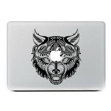 Terror Of The Wolf Vinyl Decal Notebook Sticker On Laptop Sticker For Diy Macbook Pro Air 11 13 15 Inch Laptop Skin Laptop Skin 15 Inch Laptop Skin13 Inch Laptop Skin Aliexpress