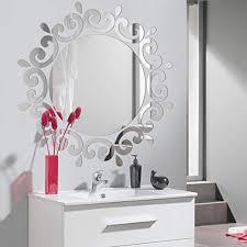 com acrylic mirror wall sticker