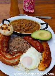 10 traditional colombian main dishes