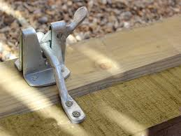 Automatic Garden Gate Latch Jacksons Fencing