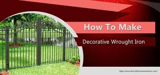 Top Class Ornamental Iron Fences And Wrought Iron Fences Site List