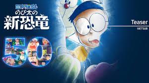 TEASER Doraemon 2020 Chú Khủng Long Mới Của Nobita (Vietsub) - YouTube