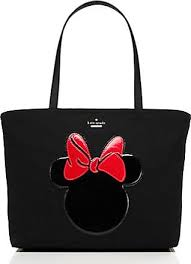 black kate spade new york totes
