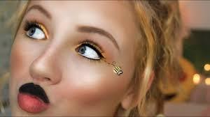 bee costume eye makeup saubhaya makeup