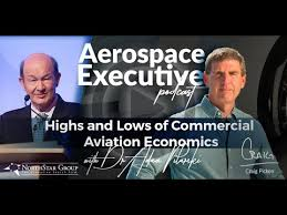 Highs and Lows of Commercial Aviation Economics - Dr Adam Pilarski - YouTube