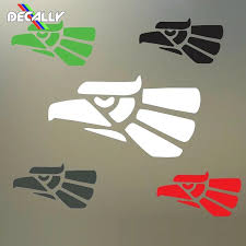12 Echo En Mexico Hecho Decal Sticker Wall Truck Eagle Cartoon Patterns Many Kinds Of Color Wall Decor House Decoration Wall Stickers Aliexpress