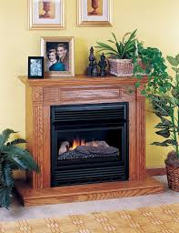 comfort flame vent free gas fireplace