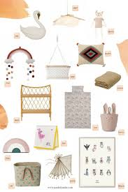 Must Have Accessories For A Natural Kids Room Paul Paula