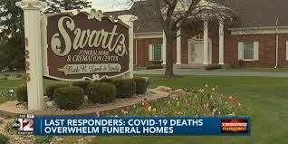 funeral homes dealing with challenging