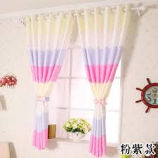 Customzied Cartoon Pattern Short Curtains For Kid S Bedroom Blackout Children Room Curtain With Balloom Pattern For Living Room Curtains Aliexpress