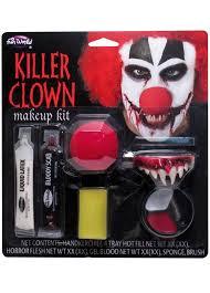 scary clown makeup kit 2020 ideas