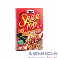 kraft stove top stuffing mix for
