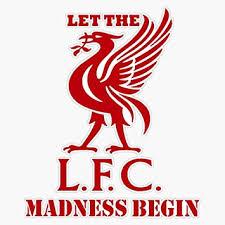 Amazon Com Let The Madness Begin Liverpool Decal Vinyl Bumper Sticker 5 Automotive