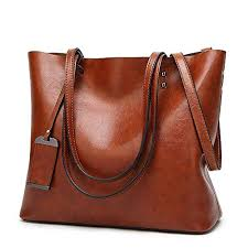 leather bags for women com