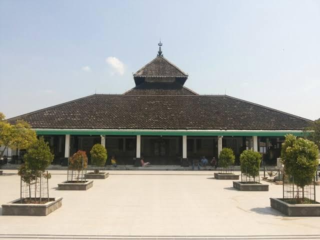 Afbeeldingsresultaat voor masjid asli jawa