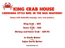 King Crab House Chicago, Lincoln Park ...