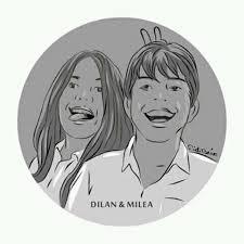 novel dilan milea home facebook