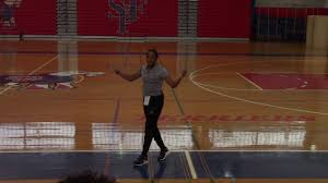 TheASSISTANTS' Coaching Clinic - Priscilla Edwards - YouTube