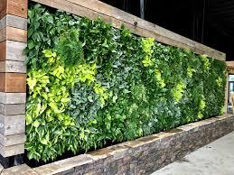 who installs living walls in san go