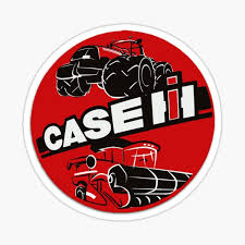 Case Ih International Harvester Tractors Sticker By Willahammes Redbubble