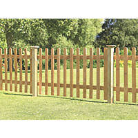 Picket Fence Panels Fence Panels Screwfix Com