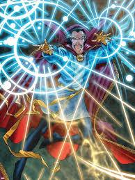 Marvel Adventures Super Heroes No 5 Cover Dr Strange Wall Decal Roger Cruz Allposters Com