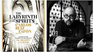 BOOK REVIEW: Carlos Ruiz Zafón's The Labyrinth of the Spirits ...