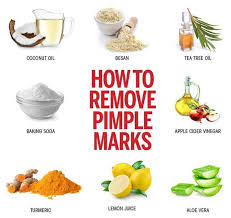 remove pimple marks effective ways