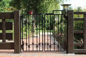 Different Types Of Gates For The Home Mccall Fencing