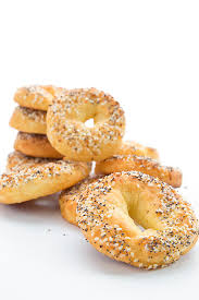 keto bagels recipe with coconut flour