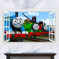 Thomas Friends Wall Decal Wall Stickers The Treasure Thrift