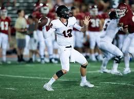 LSU commit Myles Brennan breaks Mississippi high school football career  passing record - MaxPreps