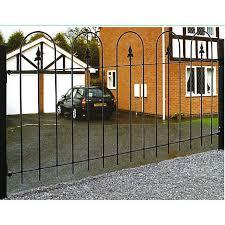 Metal Railing Gates Metal Railings Gardens Wickes