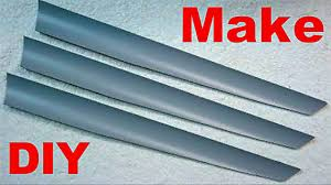 make homemade pvc wind turbine blades