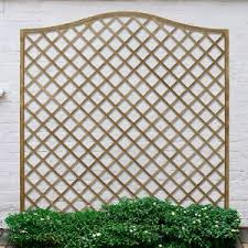 6ft Trellis Panels Buy Sheds Direct