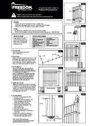 Freedom Pre Assembled All American Dogear 6 Ft H X 6 Ft W Desert Sand Vinyl Dog Ear Fence Panel In The Vinyl Fence Panels Department At Lowes Com