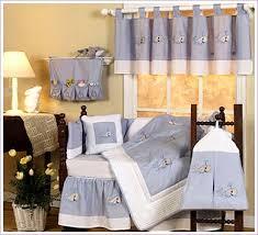 nursery with baby crib bedding sets