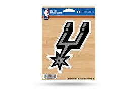 San Antonio Spurs Window Decal Sticker Nba Officially Licensed Custom Sticker Shop