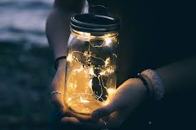 hd wallpaper jar mason jar lights