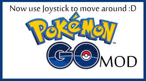 Pokemon Go Mod – Use joystick to move around and catch your ...