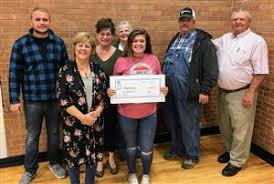 Pinckney Elementary's Abby George Selected as A.C.E. Award Recipient by  Lawrence Schools Foundation