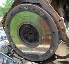 flywheel inspection resurfacing