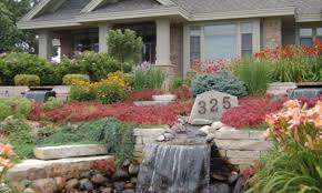 rock garden designs landscaping ideas