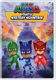 Rent PJ Masks: Power of Mystery Mountain or Buy DVD New Releases Online |  Family Video