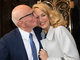 Rupert Murdoch and Jerry Hall's Entire Family Poses For Wedding ...