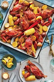 Crab Boil with Beer and Old Bay ...