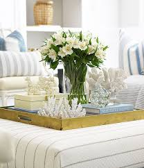 chic ways to tackle your coffee table decor