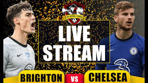 Brighton vs Chelsea Live Fan Stream | Football Terrace Live - YouTube