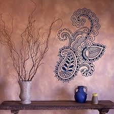 Wall Decal Vinyl Sticker Art Mehndi Henna From Amazon