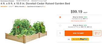 Build Your Own Raised Garden Bed The Cozy Home Chronicles